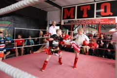 Samual Right Roundhouse Kick