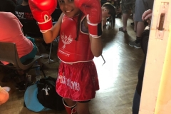 Scaha Lewis Ready To Rumble