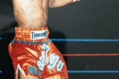 Kru Rick Lewis Muay Thai Boxing Fight Dance