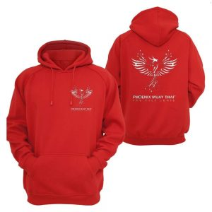 phoenix muay thai hoodie new