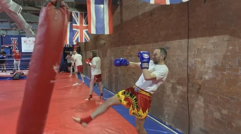 Muay Thai Bag Class